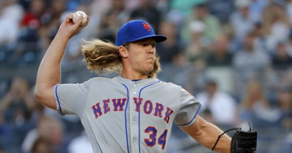 Syndergaard to DL again due to hand-foot-and-mouth disease