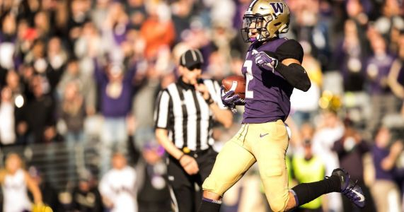 UW Huskies' eyes firmly set on Pac-12 crown after taking care of Colorado at home