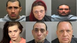 Southern Arizona police mug shots 2019