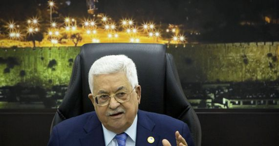 Palestinians give cool reception to US peace conference