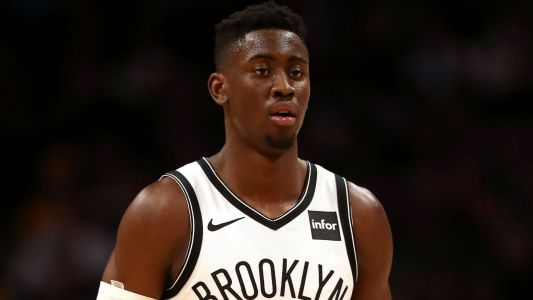 Nets offer support to Caris LeVert after gruesome leg injury