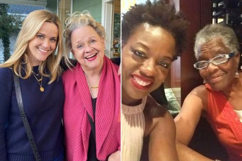 Reese Witherspoon, Viola Davis and other celebs celebrate Mother's Day