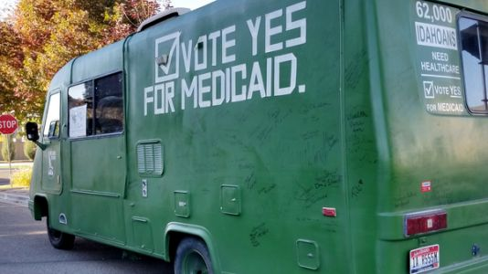 Republican Gun Store Owner And Legislator Campaigns For Medicaid Expansion In Idaho