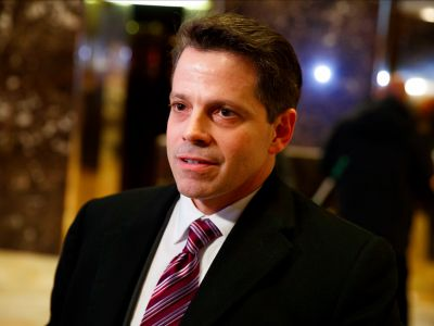 Trump is reportedly set to name former Goldman executive Anthony Scaramucci as White House communications director