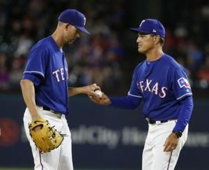 Mariners eliminated from race despite 13-0 rout of Rangers