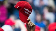 Facebook Disables Artist's Page After Post Of Reconstructed MAGA Hat With Swastika