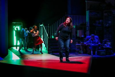At Seattle Rep, the fourth wall gets a healthy kick in 'Well'