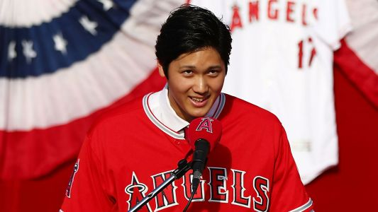 Angels' Shohei Ohtani has damaged UCL in pitching elbow, report says