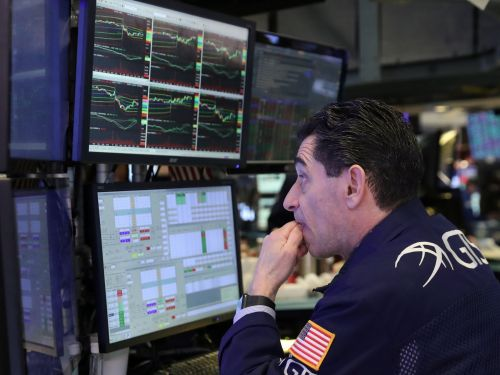 MORGAN STANLEY: Global stocks just had their most chaotic start to a year since the financial crisis - here's what it means for investors and how they should trade