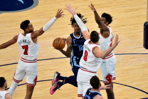 Chicago Bulls outscored 31-16 in the 4th quarter of a loss to the Memphis Grizzlies, their 3rd straight defeat