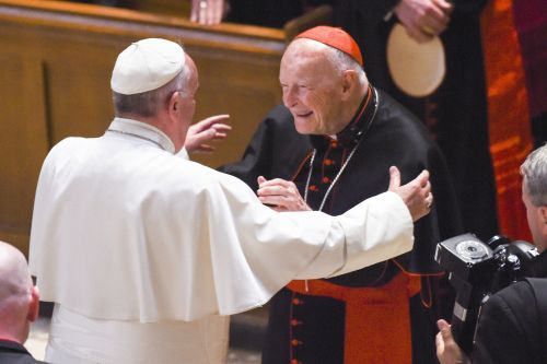 Vatican defrocks former US Cardinal McCarrick over sex abuse