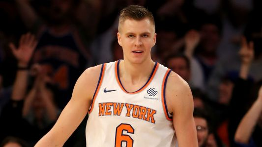 Knicks decline extension for Kristaps Porzingis; star to become restricted free agent in 2019