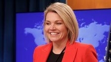 Heather Nauert Withdraws From UN Ambassador Consideration In Wake Of Reported Nanny Issue