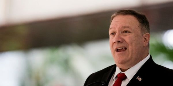 Mike Pompeo accused a veteran NPR reporter of 'lying,' being 'unhinged,' and misidentifying Bangladesh for Ukraine on a map
