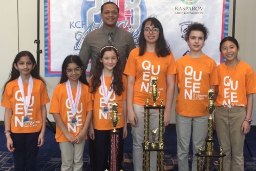 Kudos to the Success Academy chess queens