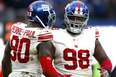 Why Giants believe overhauled defense still will be 'scary'