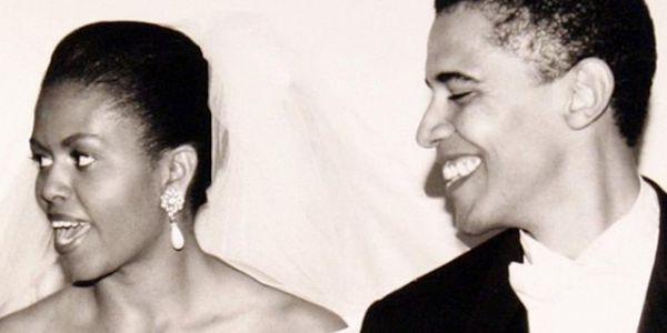 Barack and Michelle Obama Just Shared Some Beautiful Anniversary Messages