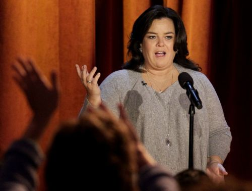'Wonderful woman': Rosie O'Donnell engaged to 33-year-old Army veteran