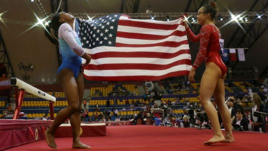 USOC files to revoke rights of USA Gymnastics as sport's governing body