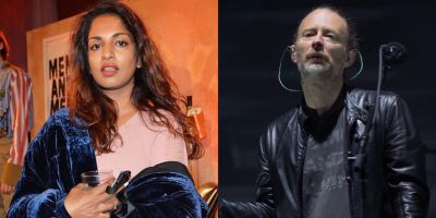 M.I.A. Publicly Begs Radiohead to Play Her Meltdown Festival