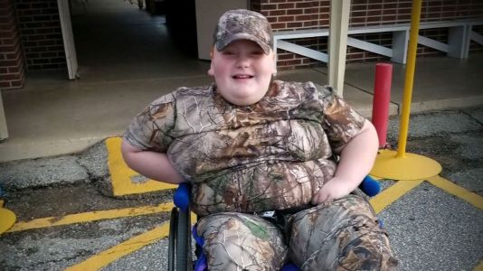 'I want my stuff back': Special hunting gear stolen from 8-year-old boy with disabilities