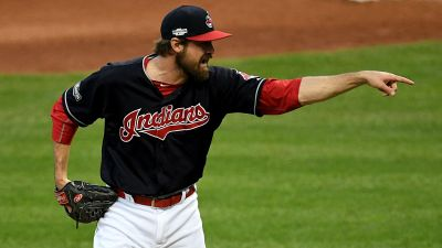 Andrew Miller named ALCS MVP as Indians advance to World Series