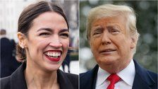 Alexandria Ocasio-Cortez Torches Trump For Shutdown In First House Floor Speech