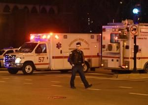 Gunman opens fire at Chicago hospital, kills at least 3