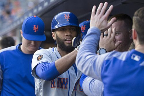 Amed Rosario making case to be Mets' leadoff hitter of the future