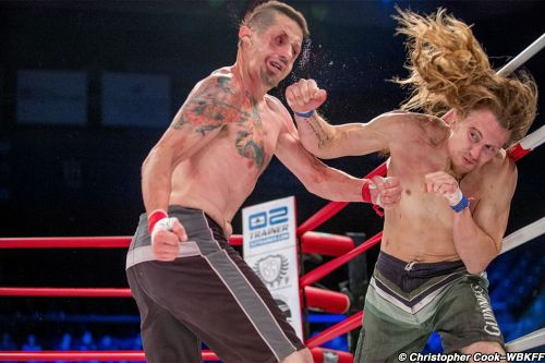 Photos: Best of World Bare Knuckle Fighting Federation in Wyoming