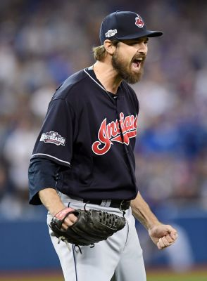 Miller's Moment: Cleveland reliever chosen MVP of ALCS
