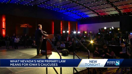 Nevada's primary election law causes concern for Iowa political party leaders