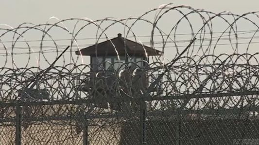 Violence at state penitentiary; inmate hospitalized
