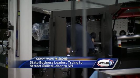 State business leaders trying to attract skilled labor to NH