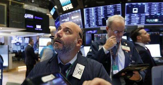 Markets Right Now: Stocks start lower as crude oil falls