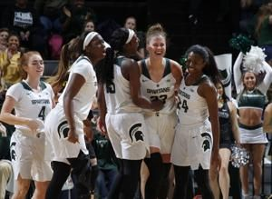 Michigan State topples No. 3 Oregon 88-82