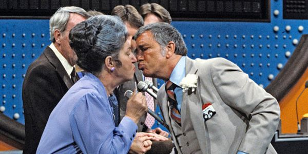 Here's why Richard Dawson started kissing female contestants on 'Family Feud'