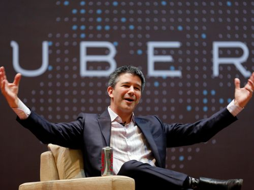 Former Uber CEO Travis Kalanick just became an actual billionaire with $1.4 billion in cash, and he plans to start giving it away