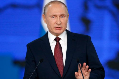 Vladimir Putin focuses on social issues in state-of-the-nation speech