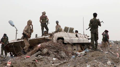 Yemeni govt troops force out separatists from southern city
