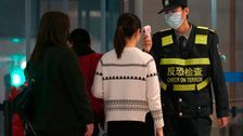 China Confirms 1st Coronavirus Death Outside Of Outbreak's Epicenter