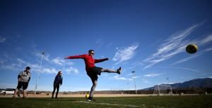 Photos: First Beyond Tucson Kickball Tournament