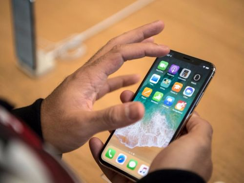 You can now get an iPhone X delivered in as little as 2 days