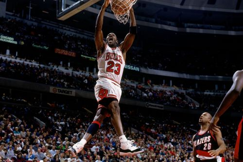 Michael Jordan's game-worn shoe heads to auction after rescue from mall