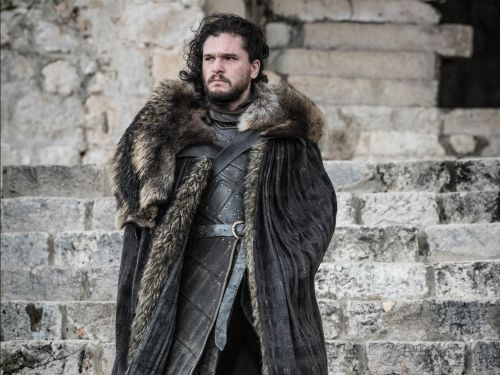 There's more than one way to view Jon Snow's final moment on 'Game of Thrones'