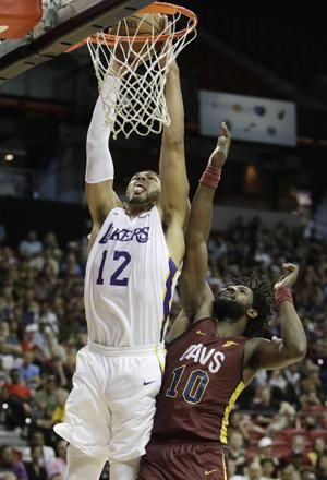Lakers headed to second straight Summer League title game
