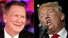 Ohio Gov. John Kasich Blisters Trump With Hilarious GIF