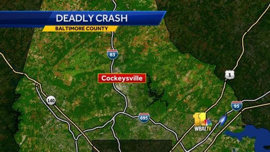 Woman fatally struck in hit-and-run on I-83