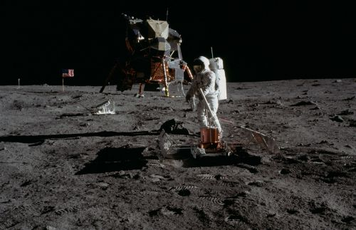 Alone at the Moon: What Was Michael Collins Thinking During the Apollo 11 Lunar Landing?