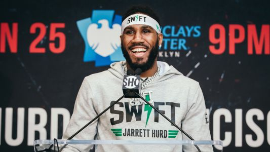 Jarrett Hurd's reset: New trainer and look have former champ ready to address unfinished business in 2020